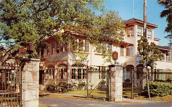 Ormond Hotel Casements Ormond Beach, Florida Postcard