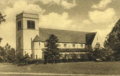 The Chapel - Penney Farms, Florida FL Postcard