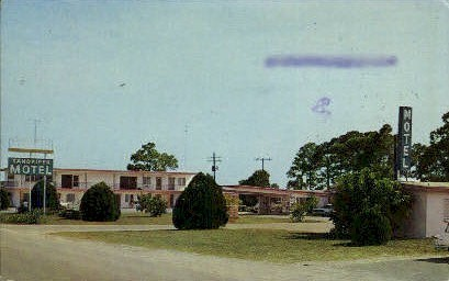 Sand Piper Motel - Port Charlotte, Florida FL Postcard