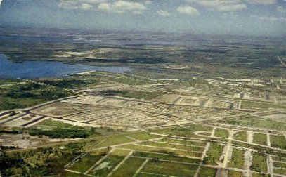 Mackle Company - Port Charlotte, Florida FL Postcard