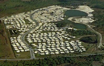 Kings Highway - Port Charlotte, Florida FL Postcard