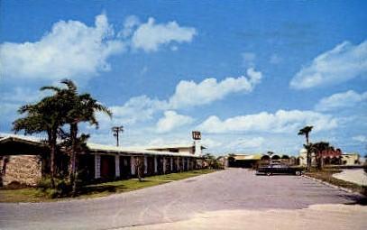 The Inn - Palm Beach, Florida FL Postcard