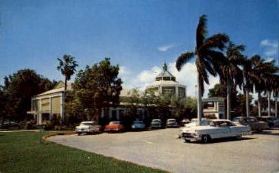 Palm Beach Playhouse - Florida FL Postcard