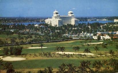 Biltmore Hotel - Palm Beach, Florida FL Postcard