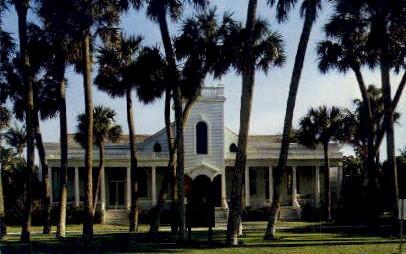 Royal Poinciana Chapel - Palm Beach, Florida FL Postcard