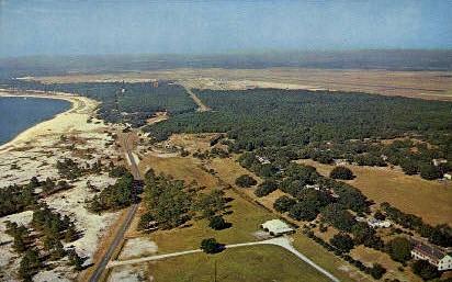 Naval Air Station Reservation - Pensacola, Florida FL Postcard