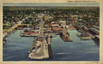 Shepeard's - Pensacola, Florida FL Postcard