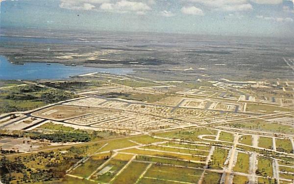 Port Charlotte, FL, USA Florida Postcard
