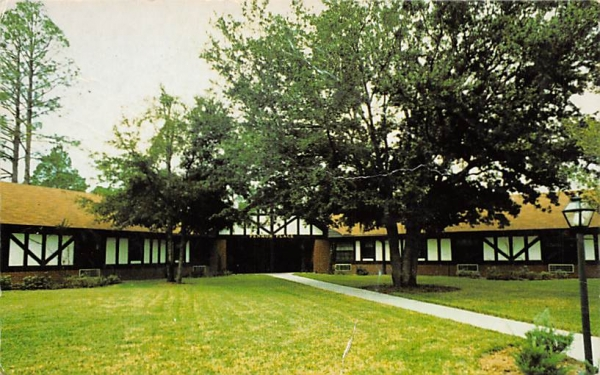 Penmor Place Sheltered Care Penney Farms, Florida Postcard