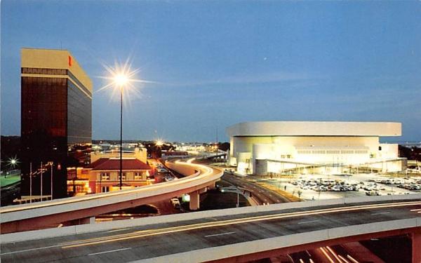 The Pensacola Hilton Florida Postcard
