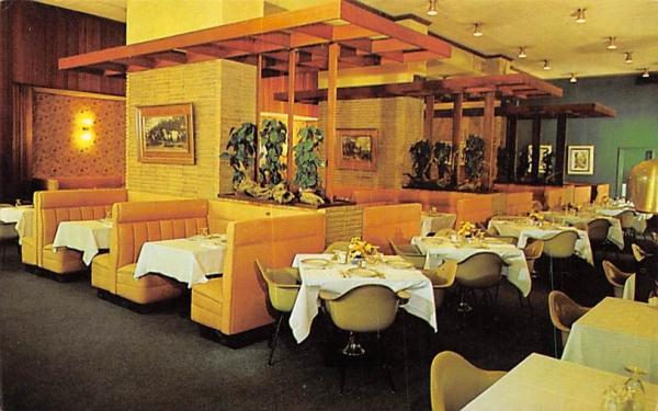 The Driftwood Restaurant Pensacola, Florida Postcard