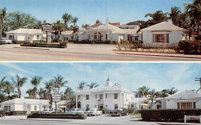 The Original Mount Vernon Motor Lodge Palm Beach, Florida Postcard