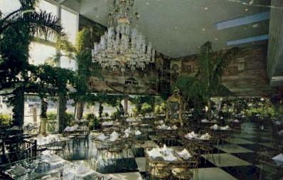 Creightons Restaurant - Fort Lauderdale, Florida FL Postcard