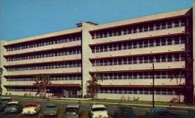 Memorial Hospital - Sarasota, Florida FL Postcard