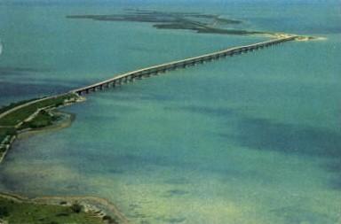 Bahia Honda - Key West, Florida FL Postcard