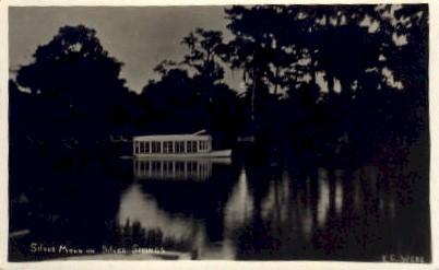 Silver Moon - Silver Springs, Florida FL Postcard
