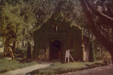 La Leche Shrine - St Augustine, Florida FL Postcard