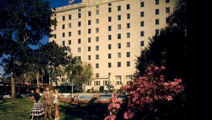 New Fort Harrison Hotel - Clearwater, Florida FL Postcard