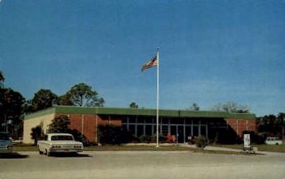 United States Post Office - Port Charlotte, Florida FL Postcard