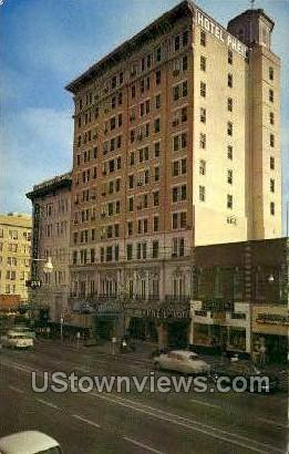 Pheil Hotel - St Petersburg, Florida FL Postcard