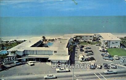 Bon-Aire Motel - St Petersburg, Florida FL Postcard