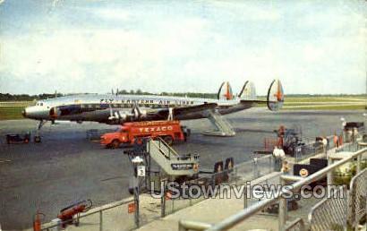 Bartke's Terrace - Tampa, Florida FL Postcard
