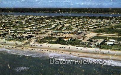 Ellinor Village - Ormond Beach, Florida FL Postcard