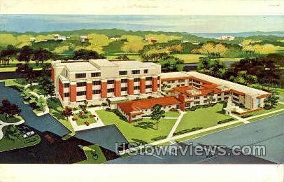 Swanholm - St Petersburg, Florida FL Postcard