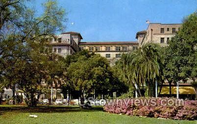 Soreno Hotel - St Petersburg, Florida FL Postcard
