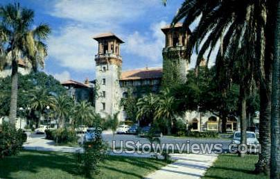 Museum of Hobbies - St Augustine, Florida FL Postcard