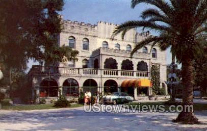Ripley Museum - St Augustine, Florida FL Postcard