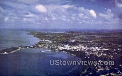 Sarasota, Florida, FL, Postcard