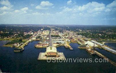 Pensacola, Florida, FL, Postcard