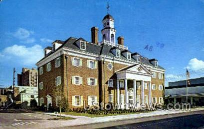 Polk Federal Savings - Lakeland, Florida FL Postcard