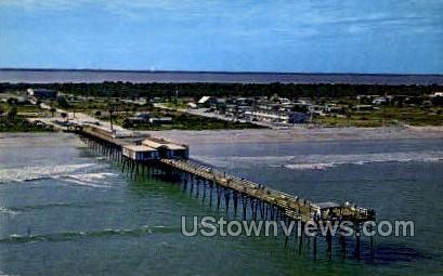 Scenic Bridge - Pensacola, Florida FL Postcard