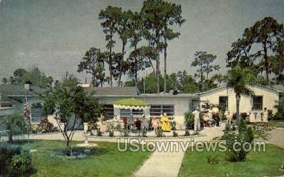 Ebenezer - St Petersburg, Florida FL Postcard