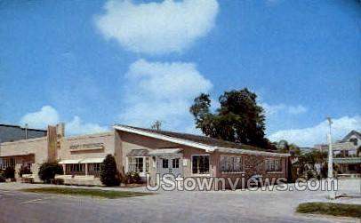 Aunt Hattie's Restaurant - St Petersburg, Florida FL Postcard