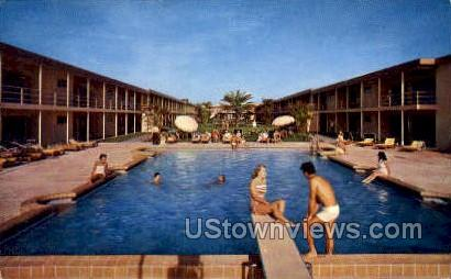 Desert Ranch - St Petersburg, Florida FL Postcard