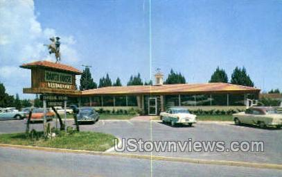 Alexander's Ranch House - St Augustine, Florida FL Postcard