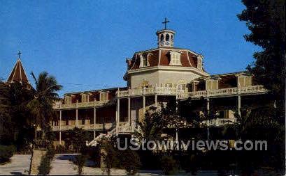 Convent of Mary - Key West, Florida FL Postcard