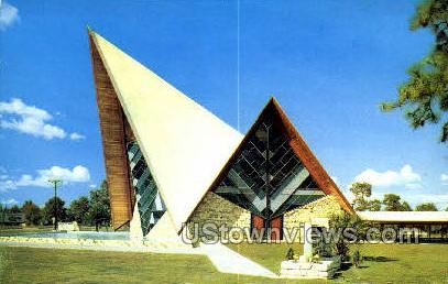Grace Lutheran Church - St Petersburg, Florida FL Postcard
