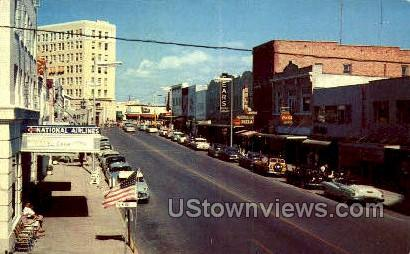 Main Street - Sarasota, Florida FL Postcard