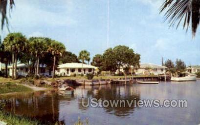 Indian Rocks - Indian Rocks Beach, Florida FL Postcard