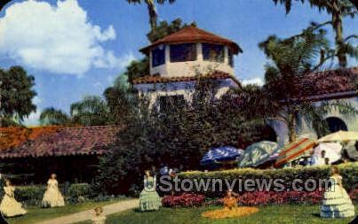 Cypress Gardens, Florida, FL, Postcard
