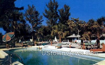 Castaways - Sanibel Island, Florida FL Postcard