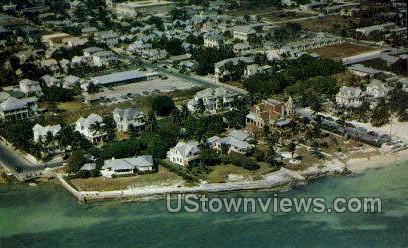 Key West, Florida, FL, Postcard