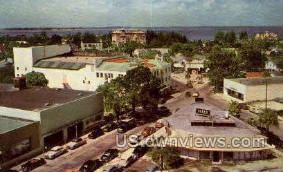 Ringling Hotel - Sarasota, Florida FL Postcard