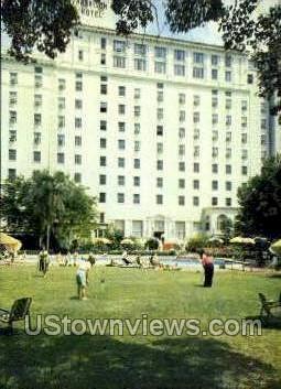 Harrison Hotel - Clearwater, Florida FL Postcard