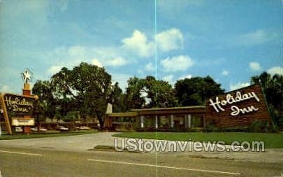 Holiday Inn - Silver Springs, Florida FL Postcard