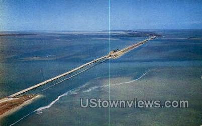 Indian Key Fill - Key West, Florida FL Postcard
